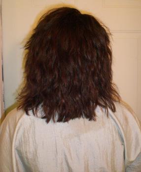 Delia before back